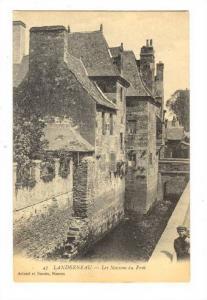 Les Maisons Du Pont, Landerneau (Finistère), France, 1900-1910s