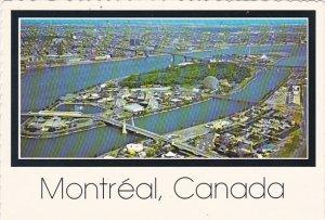 Canada St Helen's Island Montreal