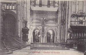 Interior, Catedral, El Crucero, Cordoba (Andalucia), Spain, 1900-1910s