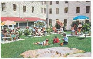 Lee Hall Patio, Black Mountain, North Carolina, 50-70