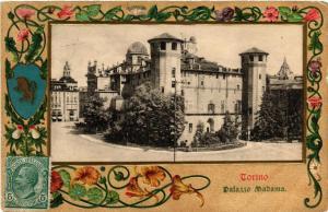 CPA Torino Palazzo Madama . ITALY (542298)