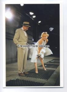 b3686 - Film Actress - Marilyn Monroe and T, Ewell, in 1954 - modern postcard