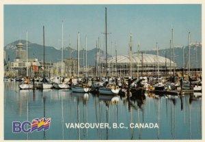 VANCOUVER , B.C. , 70-80s ; Yacht Basin