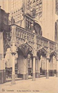 Belgium Louvain Eglise Saint-Pierre Le Jube