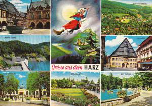 Germany Gruesse Aus Dem Harz Multi View