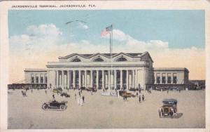 JACKSONVILLE, Florida; Jacksonville Terminal, PU-1923