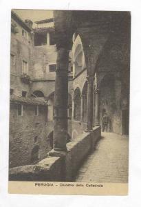 Perugia, Italy, 00-10s   Chiostro della Cattedrale