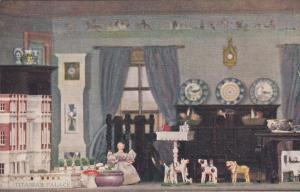 TUCK; Titania's Palace Series, UK,00-10s; Miniature Doll House ; Day Nursery