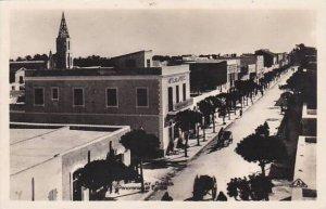 Tunisia Gabes Panorama et Eglise