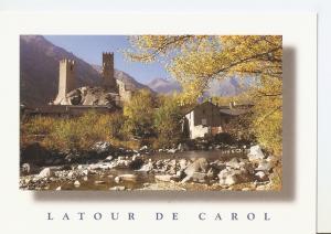Postal 043593 : La Cerdagne Fran?ise. Les Tours de Carol