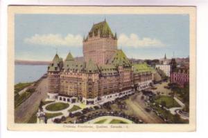 40's Cars, Chateau Frontenac, Quebec, PECO