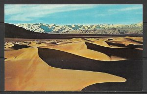 California, Death Valley - Sand Dunes - [CA-471]