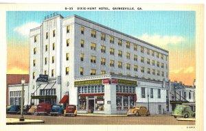 Dixie-Hunt Hotel, Gainesville, GA