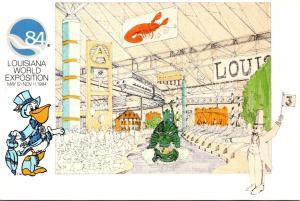 Louisiana New Orleans Louisiana World Exposition '84