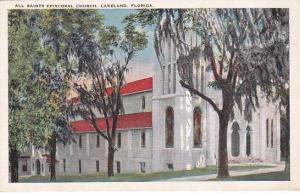 Florida Lakeland All Saints Episcopal Church