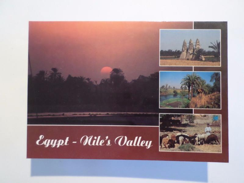AFRICA AFRIQUE EGYPT EGYPTE NILE´S VALLEY HISTORY ARCHITECTURE ARCHEOLOGY z1 PC