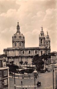 Portugal Lisboa - Igreja da Estrela
