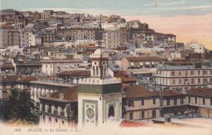 ALGER, Algeria, 1900-1910's; La Casbah