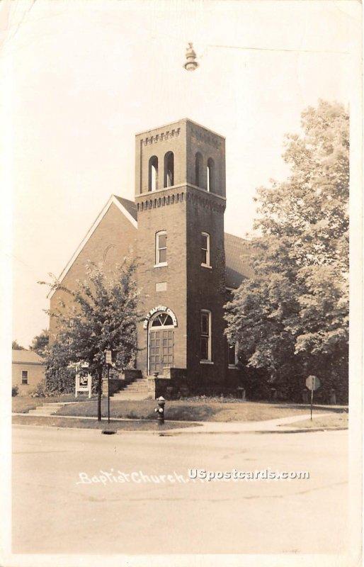 Baptist Church in Plymouth, Michigan