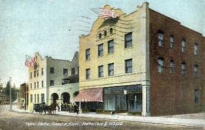 Hotel Idaho Coeur d'Alene ID 1909
