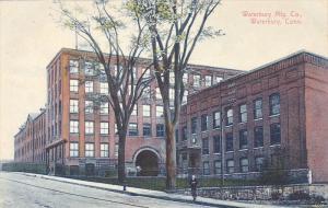 Waterbury Manufactruing Company, Waterbury, Connecticut, 00-10s