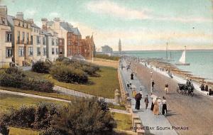 England Herne Bay, South Parade 1909