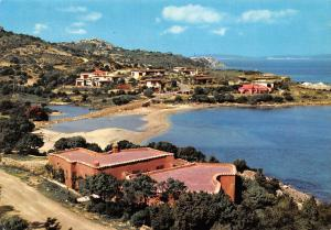 Italy Costa Smeralda Pitrizza General view
