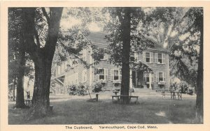 G45/ Cape Cod Massachusetts Postcard c1910 The Cupboard Yarmouthport