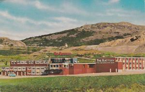 The Battery, The Inn With The View Of The Harbour & City, St. John's, New...