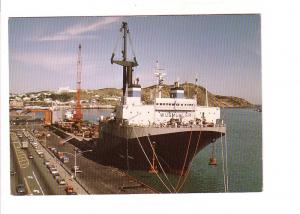 Cargo Ship Wijsmuller in Harbour, St John's, Newfoundland, W Sturge