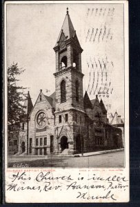 First Baptist Church,Webster City,IA BIN