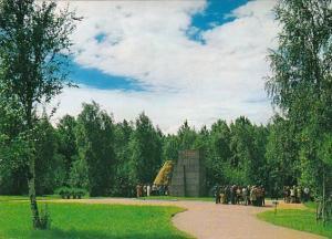 Russia Razliv Monument Shalash
