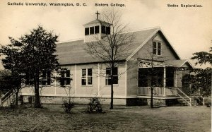 DC - Washington. Catholic Univ. of America. Sisters College, Sedes Sapientiae
