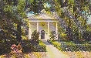 North Carolina Wilmington The Chapel Orton Plantation