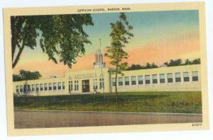 Linen of Sippican School Marion Massachusetts MA