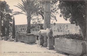 Tunisia Carthage Jardin Musee de Saint Louis Museum