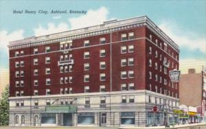 Kentucky Ashland Hotel Henry Clay