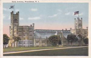 Rhode Island Providence State Armory