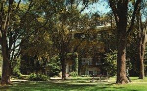 Vintage Postcard Washburn Hall History Political Science University Rhode Island