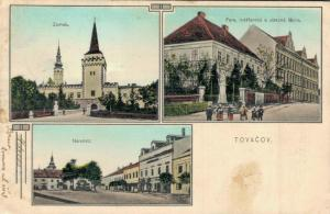 Czech Republic Tovačov 02.88