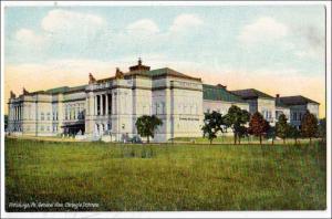 Carnegie Institute, Pittsburg PA