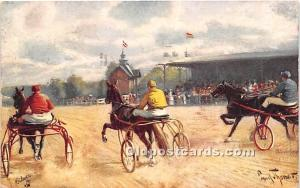Horse Trotter Horse Racing 1909