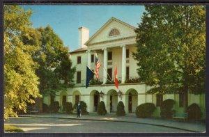 Williamsburg Inn,Williamsburg,VA