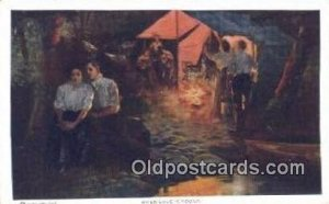 When Love is Young Artist Dewey, Alfred James Postcards Post Cards Old Vintag...