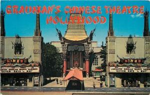 Hollywood CA~Grauman's Chinese Theatre~Seven Days in May~Kirk Douglas~1964