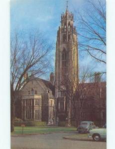 Unused Pre-1980 University Of Rochester New York NY E0364