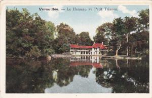 France Versailles Le Hameau au Petit Trianon