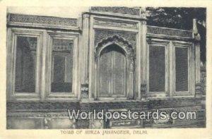 Tomb of Mirza Jahangeer Delhi, India Unused