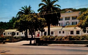 California San Rafael Motel Colonial