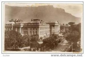 RP Houses of Parliament, Cape Town, South Africa, PU 1948